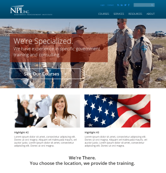 NPI Distance Learning